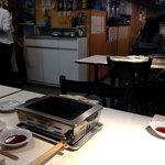 焼肉 凛 - 店内の雰囲気