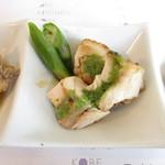 アートキッチン神戸 - チキンとバジルソース