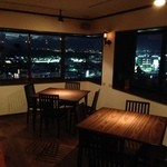 KOBA - 料理写真:高台から北谷の夜景を一望できます