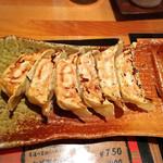 かど家 - 餃子350円