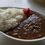 千津食堂 - 料理写真:カレーライス