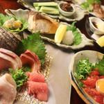 もぐらの宴 - 料理写真:おすすめ海鮮コース