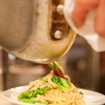 ハナドラ - パスタは生麺で自家製です