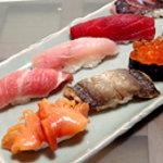 鮨やまと - 寿司盛り合わせ ¥1、580