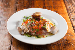 ハナドラ - 新鮮魚介のカルパッチョ