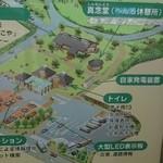 49453663 - 道の駅内マップ