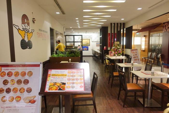 インド料理 タンドゥール 西武渋谷店