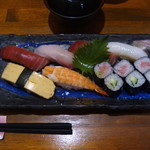 すし魚菜 かつまさ - 江戸前にぎり♪