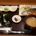 49456966 - 「焼魚定食」 2014年12月