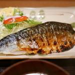 49456975 - 焼魚「鯖」 2014年12月