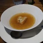 イタリアンキッチン 伊太めし屋 - オニオンスープ