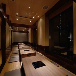 【新大阪駅近!完全個室】最大宴会人数30名様まで対応可能!
