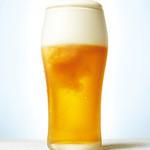 ふくの河久 - 生ビール(500円)