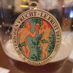 シルバースプーン - グラスのアダムとイブも飲んでます