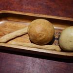 49460015 - パン、グリッシーニ