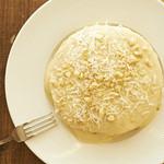 エッグセレント - ココナッツパンケーキ