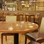 サンマルクカフェ イオンモール新瑞橋店 - サンマルクカフェはほとんどが分煙