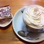 コメダ珈琲店 - ウインナーコーヒー
