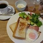 カフェ栞 - 料理写真: