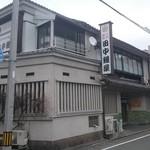 田中鰻屋 - JR久留米駅から徒歩数分