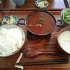 豆食堂ポロッポー - 料理写真:牛すね肉とひよこ豆の赤だしビーフシチュー(1150円)
