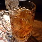 日本酒とお魚きっちん 祐星 - ☆烏龍茶で乾杯です☆