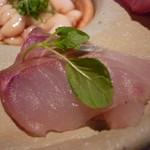 日本酒とお魚きっちん 祐星 - ☆白身のお魚も☆
