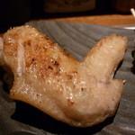日本酒とお魚きっちん 祐星 - ☆手羽先もありました☆
