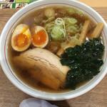 らーめん武藏 - 料理写真:中華そば+ワカメ