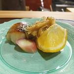 なる屋 - 焼物 のどぐろ味噌焼ときんぴらマスタード