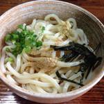 いこい食堂 - ぶっかけ大(*´д`*)370円