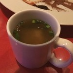 カナマチスタイル - 締めの味噌汁