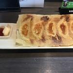 おおぼし - チーズ餃子