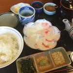 博多 赤らく - 鯛茶漬け