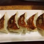 china cafe 蘭桂坊 - 焼き餃子