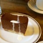 かうひいや3番地 - ケーキ