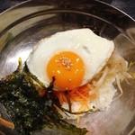 韓国家庭料理 チェゴヤ - ビビンバ