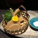 山口製作所 - 料理写真:筍のお造り