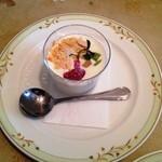 ムラーノ - フルーツブラマンジェ(家族が注文)