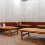平和軒 - 奥の小上がり席