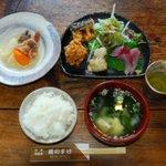 蔵のすけ - 料理写真:ランチ定食。(コーヒー付き)700円で毎日限定30食。