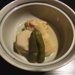 日本料理 花山椒 - 煮物