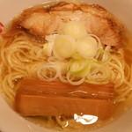 人類みな麺類 - らーめんmacro  800円