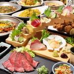 食楽部屋みなみ - 宴会コース