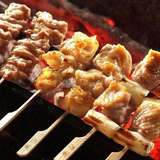 佐賀の銘柄鶏「みつせ鶏」を使用した自慢の鶏料理!