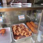 草野かしわ店 - 料理写真:店内