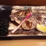 49490785 - 本日の焼魚と地魚にぎり  2.354円♪