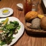 LA LOBROS PAN TABLE CAFE -