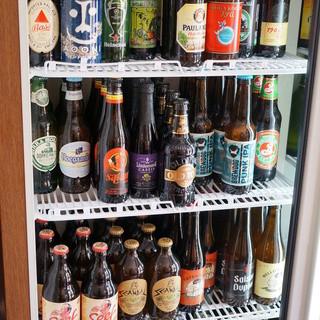 国内/世界のビール50種類以上