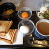 LOUVRE - 料理写真:ホットサンドモーニング